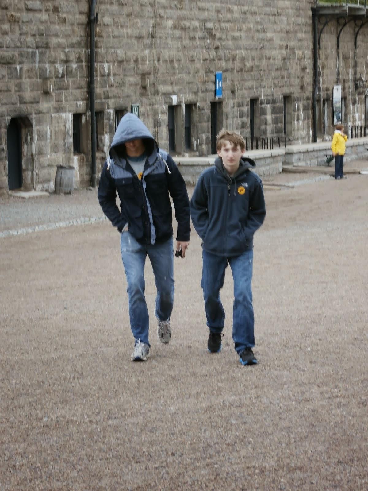 Wandering Boys