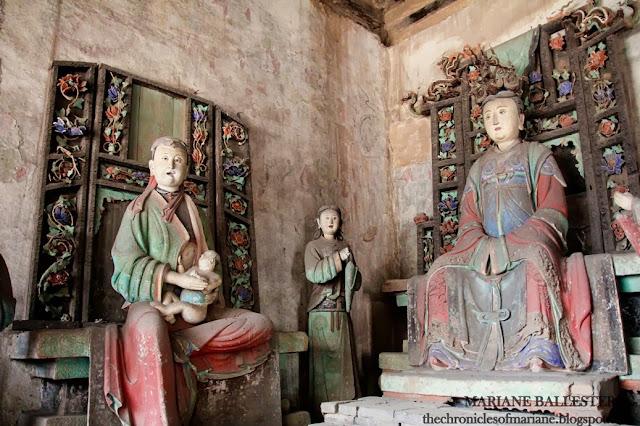 Shuanglin Temple datong
