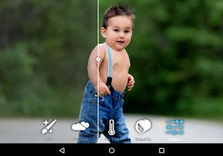 Perfectly Clear - Aplikasi Kamera Autofokus Android
