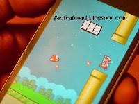 Pada Skor 999, Flappy Bird bertemu Mario Bross