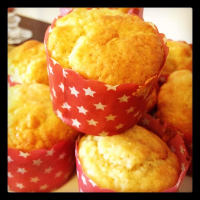 Muffins, Eggnog , Christmas Treat, recipe