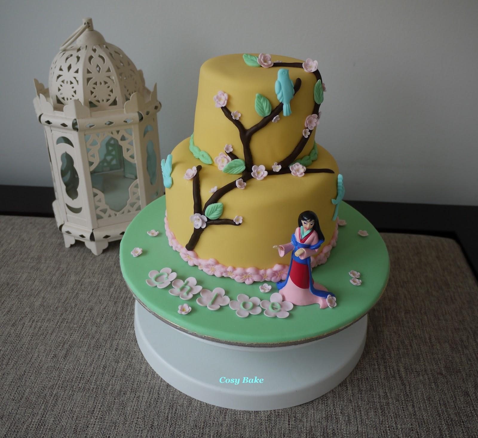 Disney Fairies Cake Ideas