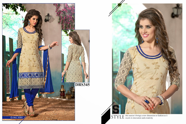 New Arrival Cotton Churidar Dress Material – Supplier
