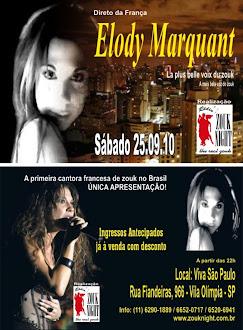 ELODY MARQUANT N0 BRASIL - SET/2010
