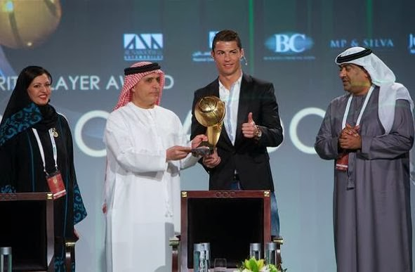 Cristiano Ronaldo Get Titles of Nobility Elite Portugal