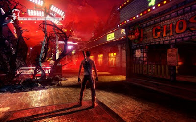 Screenshoot 2 - DmC: Devil May Cry 2013 | www.wizyuloverz.com