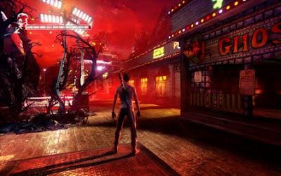 Screenshoot 2 - DmC: Devil May Cry 2013 | www.wizyuloverz.com