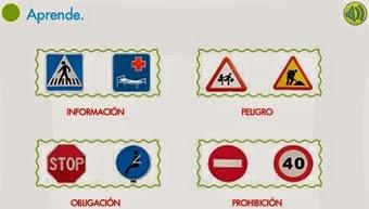 http://www.primerodecarlos.com/SEGUNDO_PRIMARIA/mayo/tema_4_3/actividades/cono/aprende_senales_trafico/visor.swf