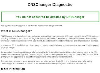 Tampilan komputer yang tak terinfeksi DNSCharger - [http://baby-jihan.blogspot.com]