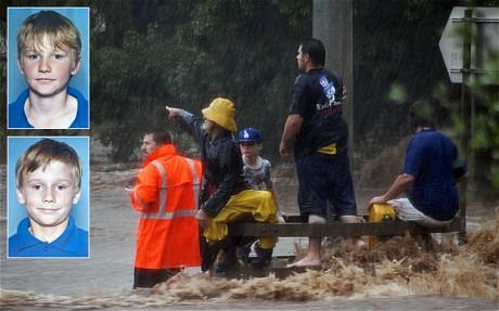 banjir Jordan Rice