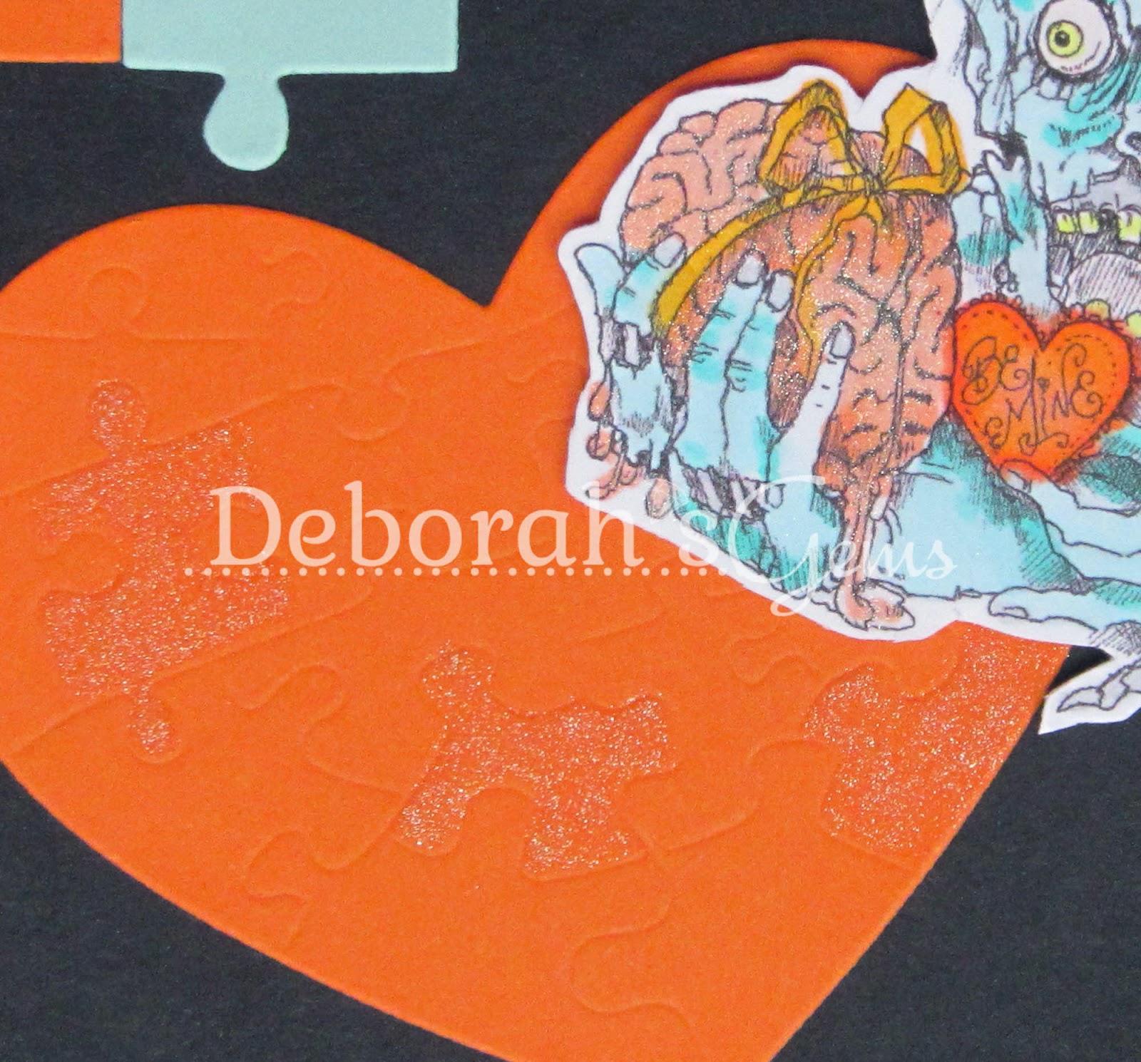 To Pieces detail - photo Deborah Frings - Deborah's Gems