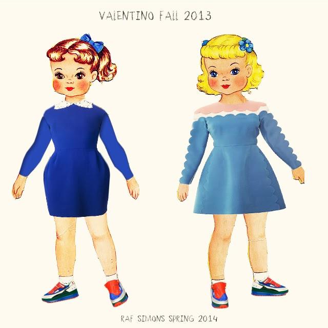 Valentino Fall 2013