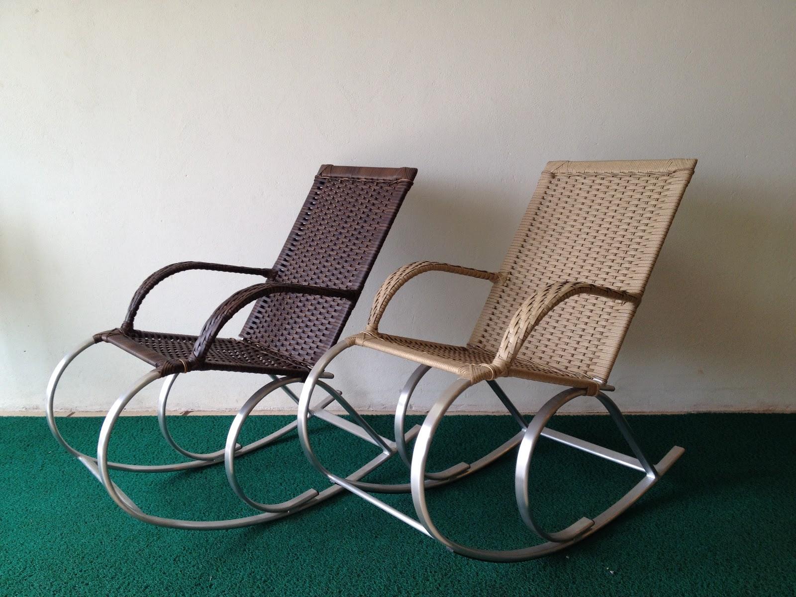 Cadeira de Balanço aluminio com fibra sintetica #145C50 1600x1200