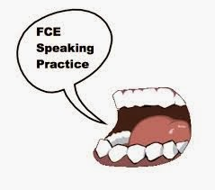 tips for FCE speaking part 2