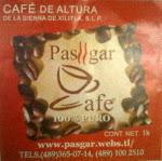 Café Pasgar / Xilitla, SLP