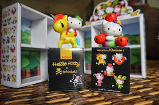 Shell Tokidoki x Hello Kitty