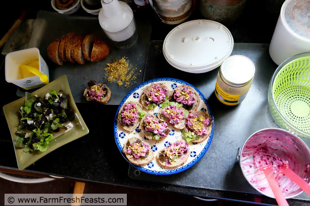 http://www.farmfreshfeasts.com/2015/06/black-raspberry-goat-cheese-pistachio.html