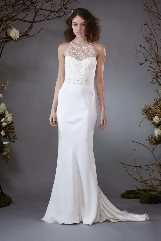 Elizabeth Fillmore 2014 Fall Bridal Collection