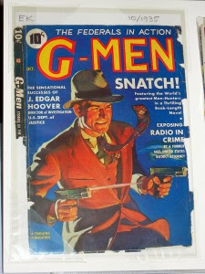 G-Men Snatch - Source: Library of Congress