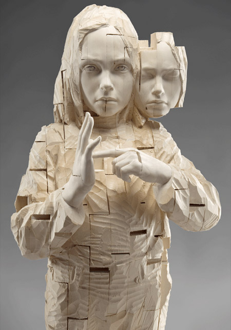 Beautiful Sculpture, Art Design, Wood Crafting, Wooden Sculptures, Astonishing Sculptures, Body Sculpture, Sculpture Making, Wood Carving, Figurative Wood