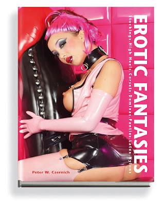 peter w czernich erotic fantasies book fetish latex