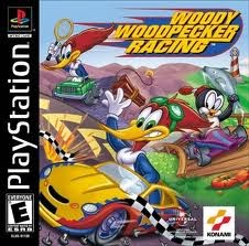 Woody Woodpecker Racing - PS1 - ISOs Download