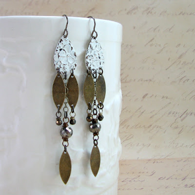 long pyrite dangles.