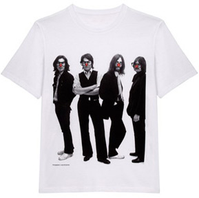 camisetas solidarias Stella McCartney colección The Beatles