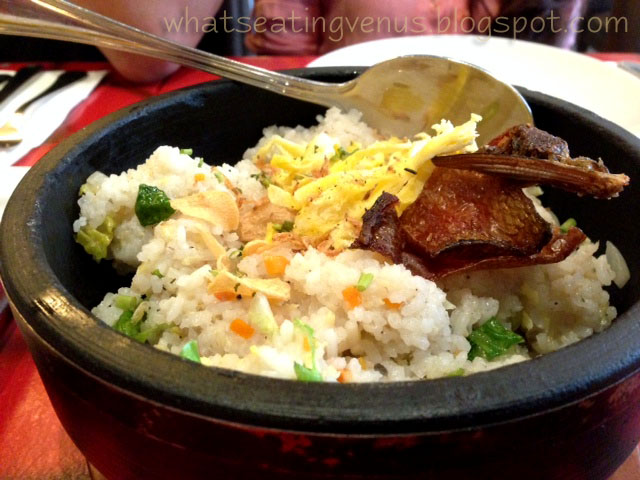 krazy garlik, newport mall, restaurants in resorts world manila, best restaurant in manila
