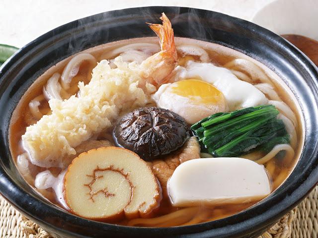 Món mỳ Udon ở Takamatsu