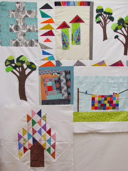 "Louisiana Traveling Quilt for Carlie""  ""Anything Outdoors"" Theme"