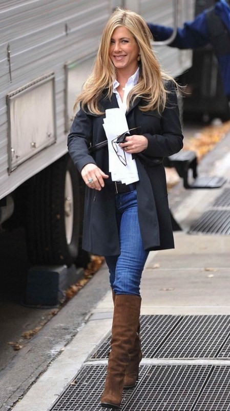 Viva La Fashion I Beauty Life Style Blog Jennifer Aniston 39 S Street Style