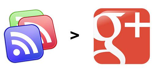 Why I love Google Reader