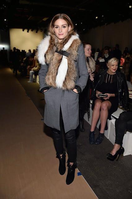 Olivia Palermo - Looks para o inverno de uma mulher com estilo