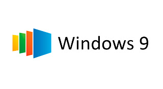 Windows 9 blue logo