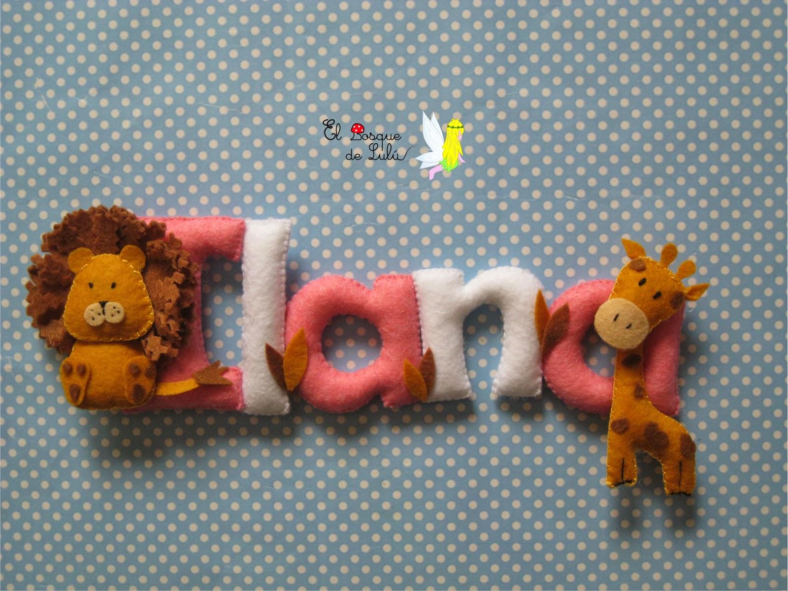 nombre-decorativo-fieltro-Ilana-name-banner-infantil-detalle-nacimiento