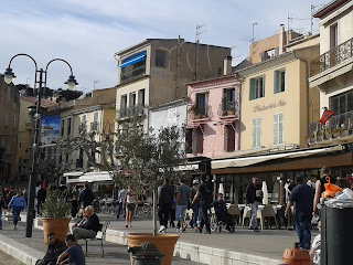 Cassis coastal town south of france