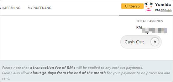 Cashout earning Nuffnang RM kali ke 7, jana pendapatan dengan blog, cara buat duit dengan Nuffnang, beli sijil premium BSN guna duit Nuffnang, iklan blog selain Nuffnang, Genie SSP, Google Adsense, Innity