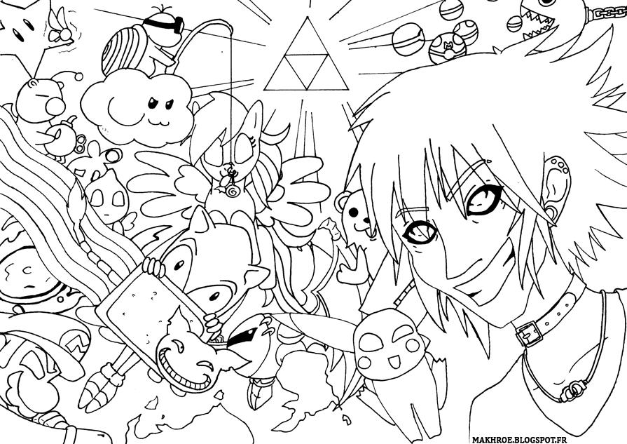 My Art (Dessins) Dessin+004