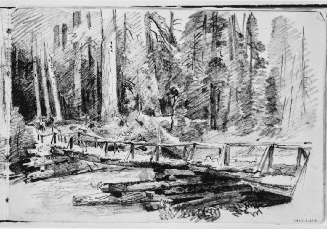 Gurney Journey Trost Richards Pencil Landscapes