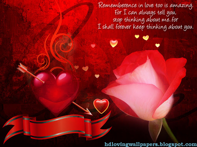 Red Rose Wallpaper With Love Quotes Love Quotes Wallpapers