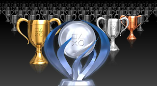 playstation trophies First PS4 Trophy List Revealed