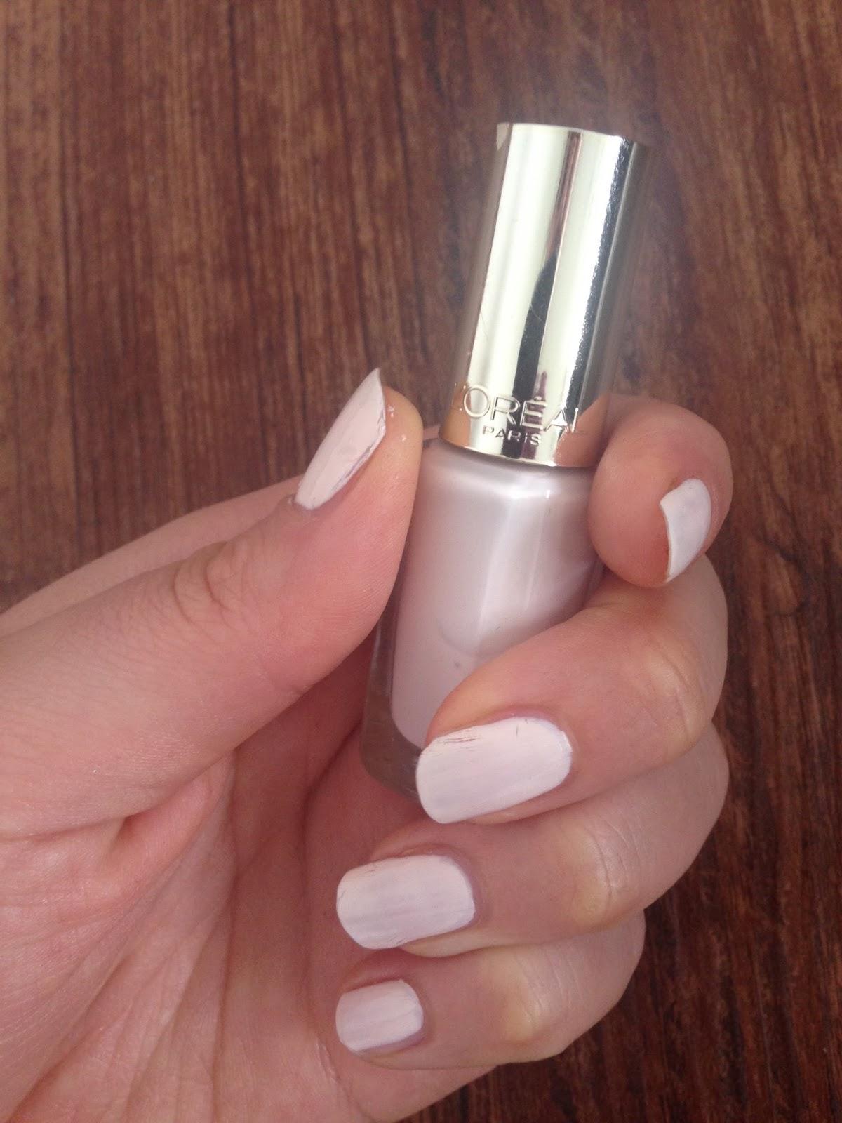 NathalieBeauty: L\'Oreal Paris Colour Riche Nail Polish