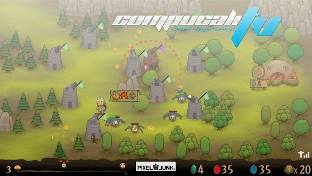 PixelJunk Monsters Ultimate PC Full