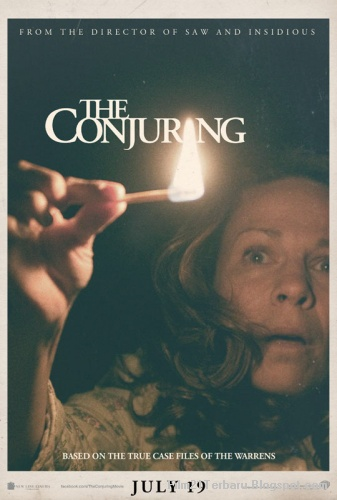 The Conjuring 2013 Bioskop