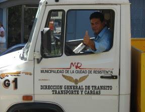 CONDUCTOR SIN CINTURÓN SEGURIDAD