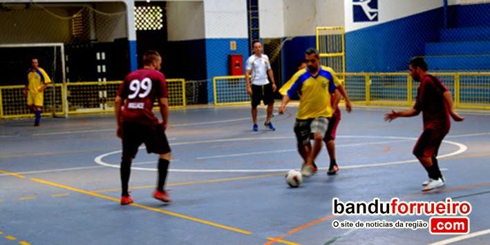 Futsal: Copa Arujá movimenta ginásio