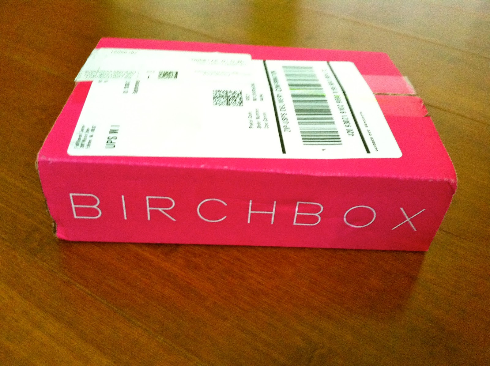 Buzzed About Beauty September Birchbox