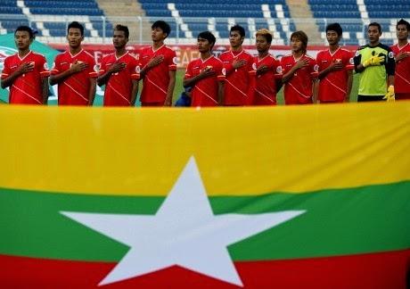 Timnas Myanmar Sudah Berbenah dan Siap Mengubah Nasib