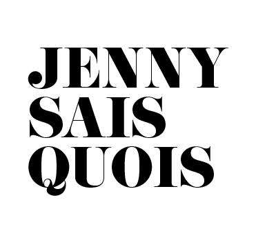 jenny sais quois